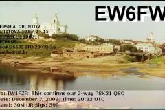 EW6FW_07122009_2032_30m_PSK31