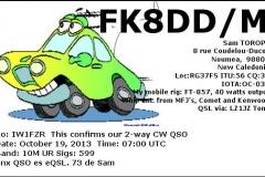 FK8DD'M_19102013_0700_10m_CW
