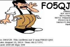 FO5QJ_12082014_0617_20m_PSK63
