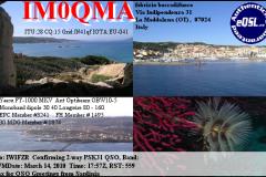 IM0QMA_20100314_1757_17M_PSK31