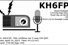 KH6FP_19042015_0713_17m_CW