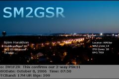 SM2GSR_20061008_0750_17M_PSK31