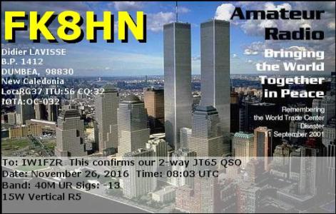 FK8HN 26112016 0803 40m JT65