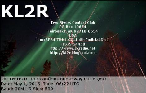 KL2R 01052016 0622 20m RTTY